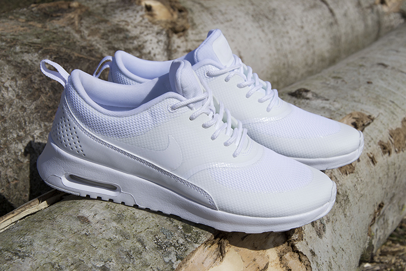 Nike Air Max Thea White - Label of Suze | Sneakers