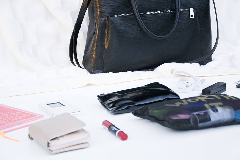 What's in my (school)bag | Label of Suze