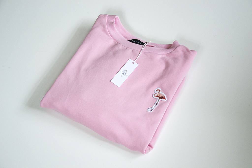Anita de Groot - sweatshirt Abby | Label of Suze