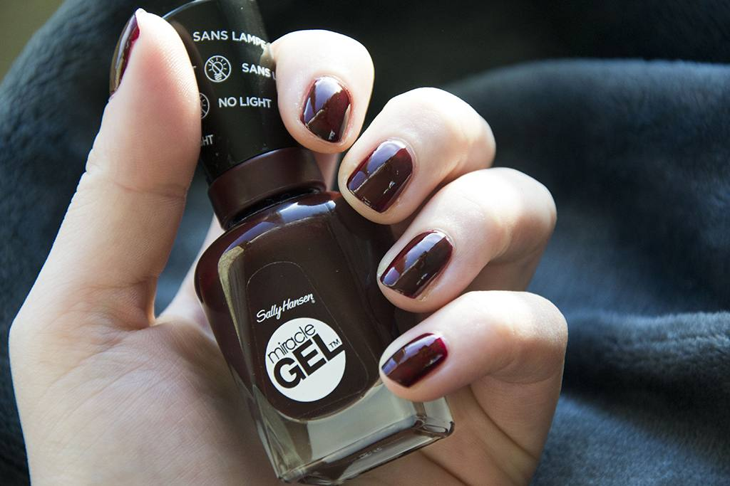 Review: Sally Hansen miracle gellak | Label of Suze