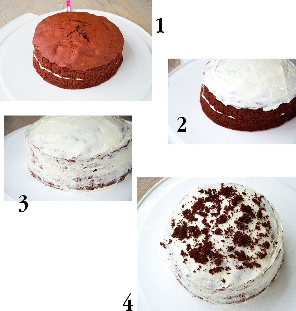 DIY - Red Velvet Cake | Label of Suze