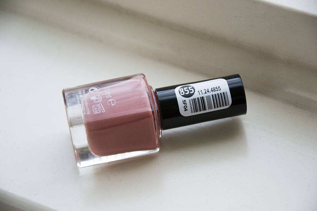 Hema Long Lasting Nailpolish – 855 | Label of Suze