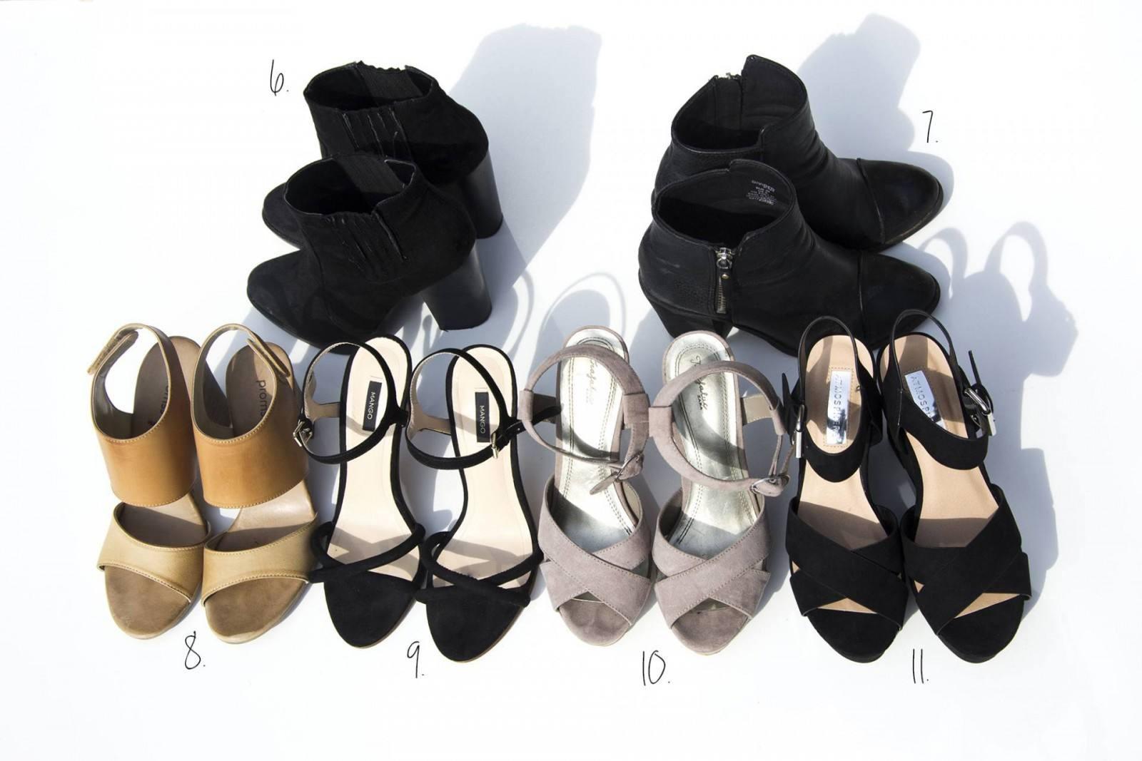 Mijn schoenen stash deel #2 | Label of Suze